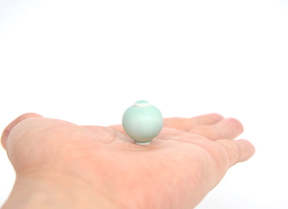 Miniature Pot&Cover Small No.5