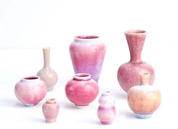 Miniature pot Pink