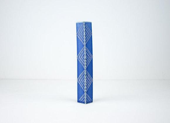 No.15 Miyu Kurihara Blue on Blue Large