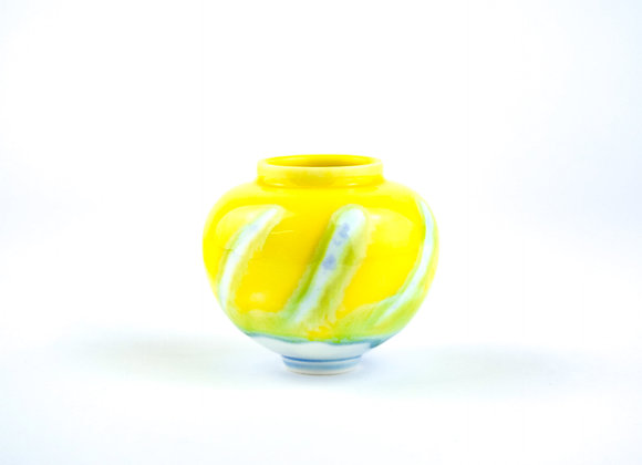 No. SAN73 Yuta Segawa Miniature Pot Large