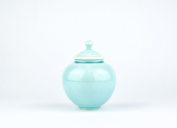 No. E93 Yuta Segawa Miniature Pot & Cover Extra Large