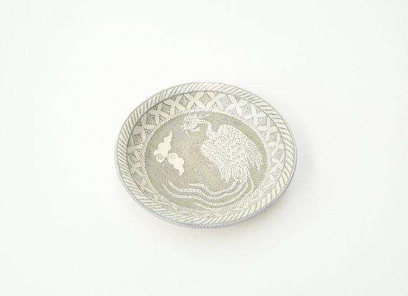 """Plate No.11 Miyu Kurihara x Yuta Segawa""""Phoenix"""""""