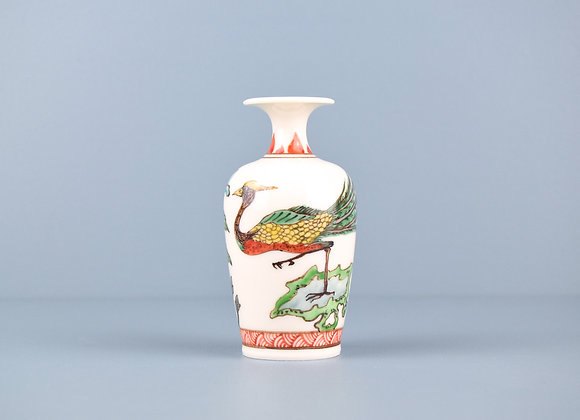 Miyu Kurihara × Yuta Segawa Miniature No.32 'Plants and peacock'