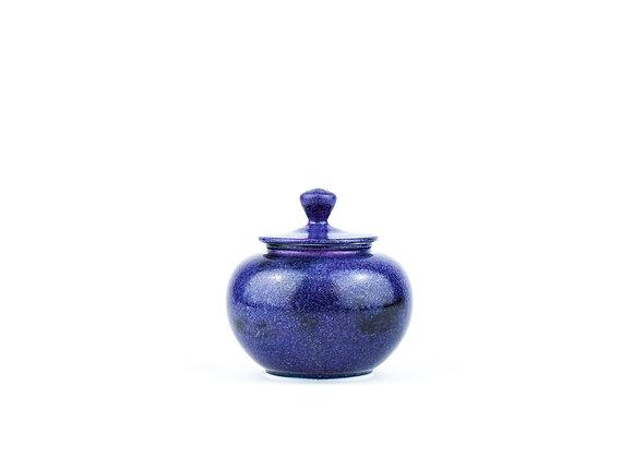 No. E99 Yuta Segawa Miniature Pot & Cover Large