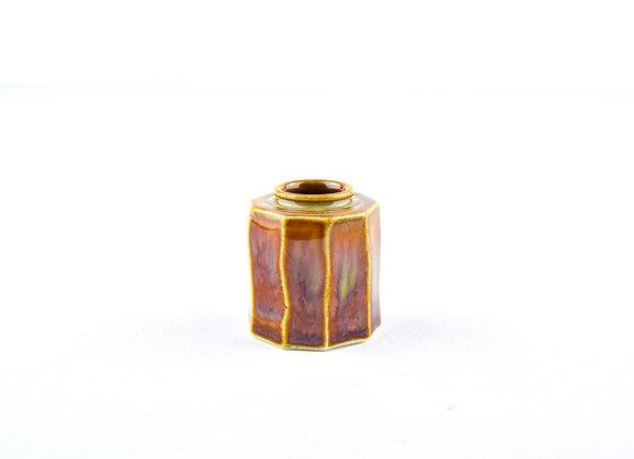 D78 Yuta Segawa Miniature Pot Medium'Cut Side'