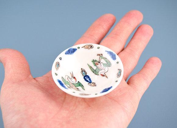 Miyu Kurihara × Yuta Segawa Miniature No.36 'Cranes'