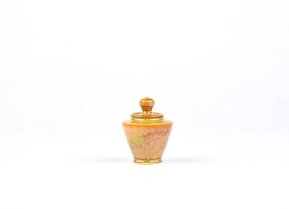 No. E86 Yuta Segawa Miniature Pot & Cover  Small