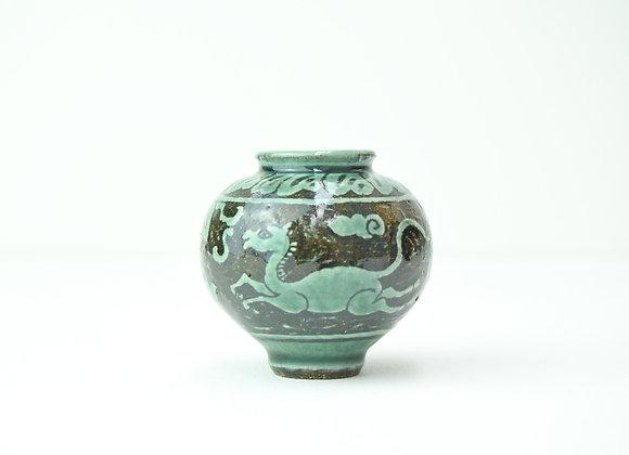 """No.33 Miyu Kurihara x Yuta Segawa """"Horse and lotus"""""""