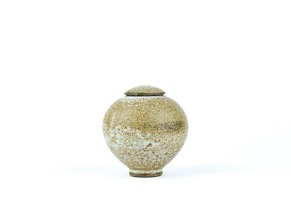 No. E8 Yuta Segawa Miniature Pot & Cover  Large