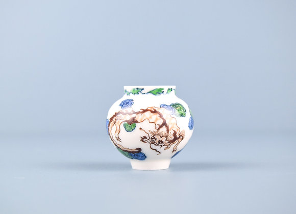 Miyu Kurihara × Yuta Segawa Miniature No.26 'Kirin'(Chinese mysterious creature)