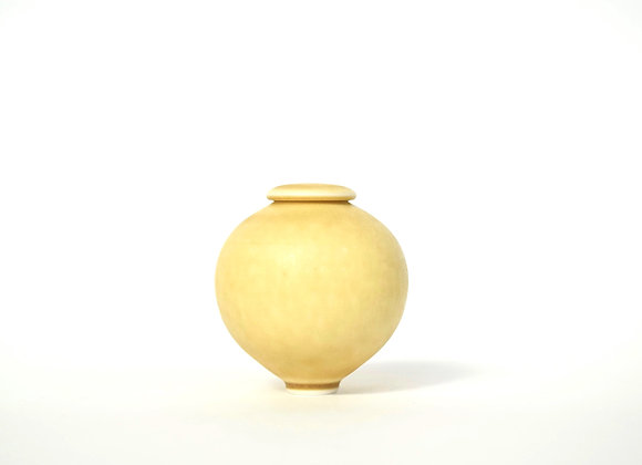 Miniature Pot&Cover Large No.35