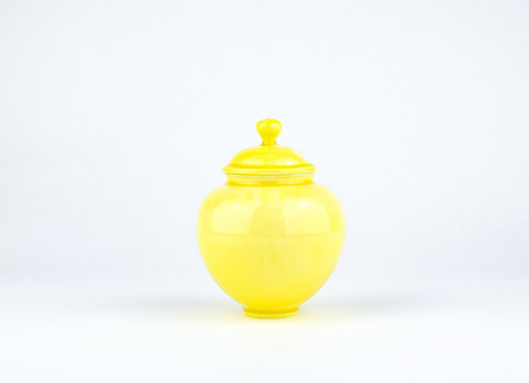 No. E91 Yuta Segawa Miniature Pot & Cover Extra Large