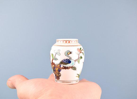 Miyu Kurihara × Yuta Segawa Miniature No.28 'Peacok and tree'
