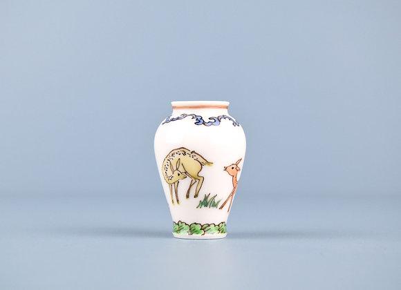 Miyu Kurihara × Yuta Segawa Miniature No.27 'Three deer'