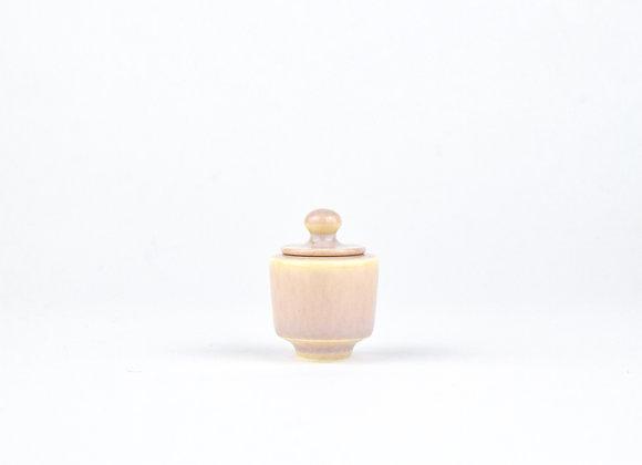 No. E69 Yuta Segawa Miniature Pot & Cover  Small