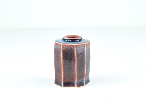 D62 Yuta Segawa Miniature Pot Large'Cut Side'