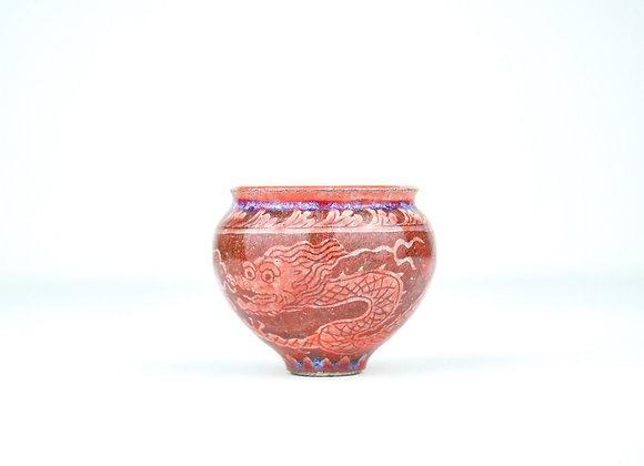 "M13 Miyu Kurihara × Yuta Segawa ""Red dragon"" Large"