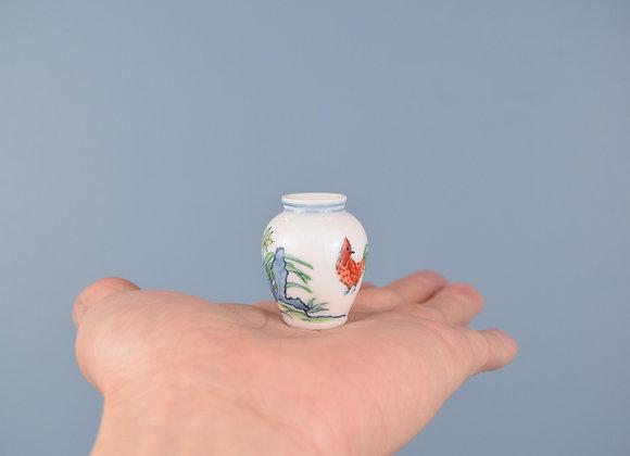 Miyu Kurihara × Yuta Segawa  No.4 'Chicken Pot'