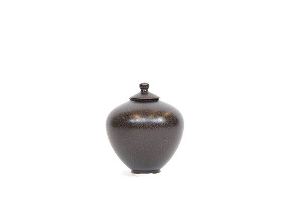 Miniature Pot&Cover Medium No.26