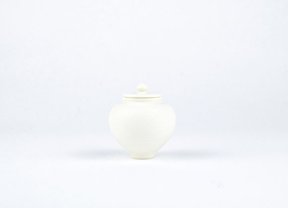 No. E40 Yuta Segawa Miniature Pot & Cover  Medium