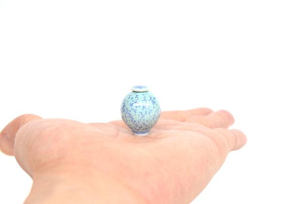 Miniature Pot&Cover Small No.4