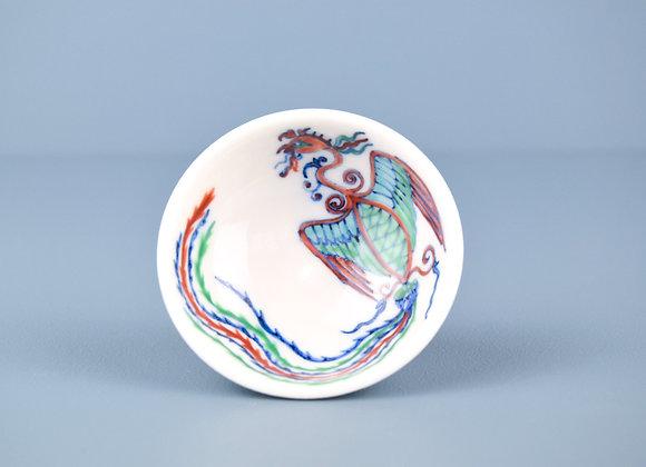 Miyu Kurihara × Yuta Segawa Miniature No.42 'Phoenix bowl'