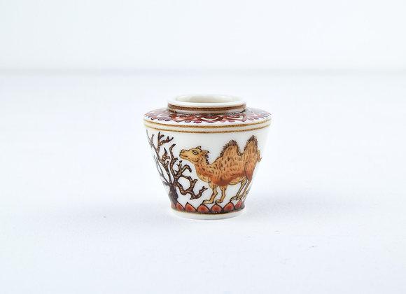 "P18 Miyu Kurihara × Yuta Segawa ""Camel and cacti""Medium"