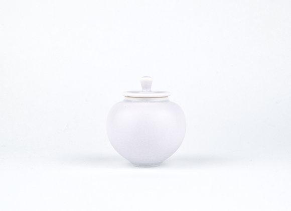 No. E20 Yuta Segawa Miniature Pot & Cover  Large