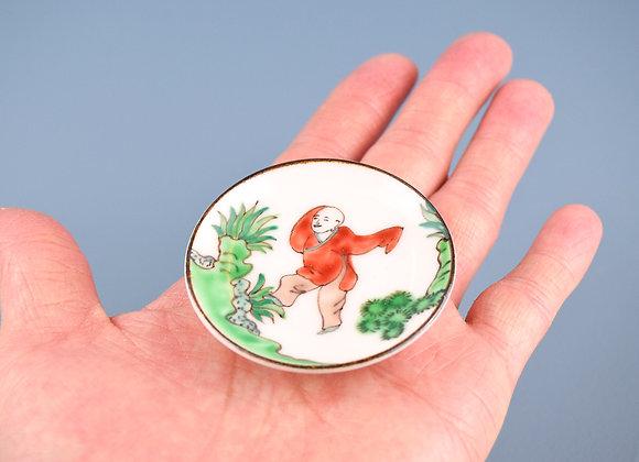Miyu Kurihara × Yuta Segawa Miniature No.37 'Dancing monk'