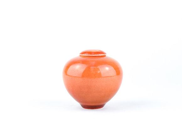 No. E14 Yuta Segawa Miniature Pot & Cover  Large