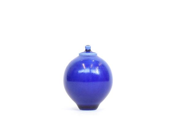 Miniature Pot&Cover Medium No.13