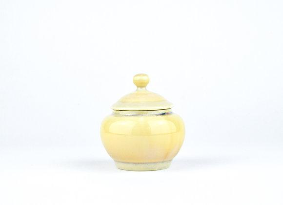 No. E97 Yuta Segawa Miniature Pot & Cover Large