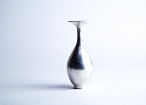 No. S41 Yuta Segawa Miniature Pot 'Silver' Extra Large