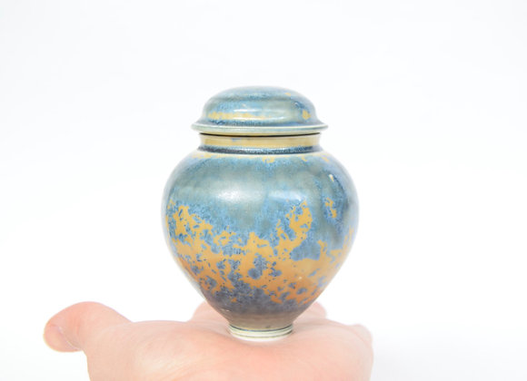 Miniature Pot&Cover Extra Large No.50