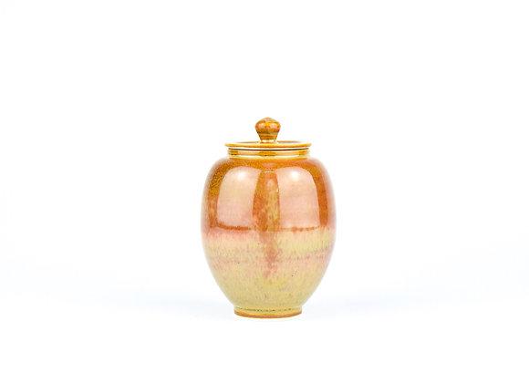 No. E92 Yuta Segawa Miniature Pot & Cover Extra Large