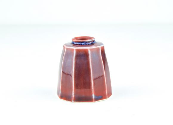 D63 Yuta Segawa Miniature Pot Large'Cut Side'