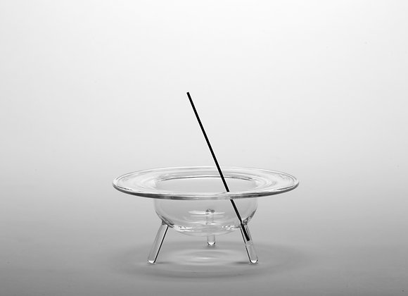 Craft Combine Glass Incense Burner L