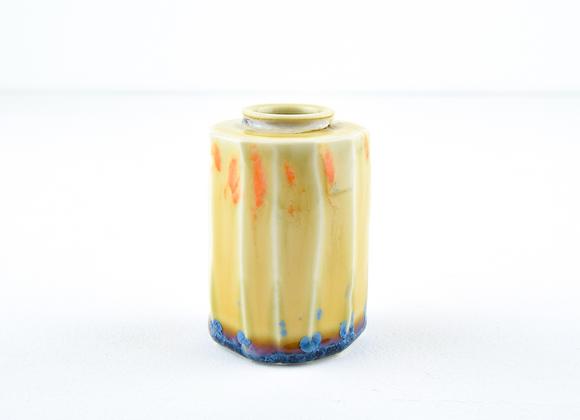 D75 Yuta Segawa Miniature Pot Large'Cut Side'