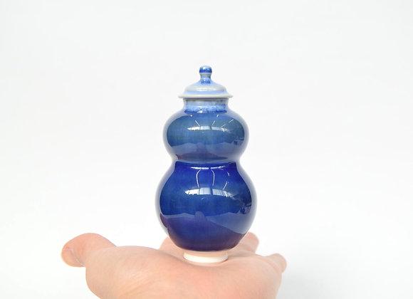 Miniature Pot&Cover Extra Large No.44