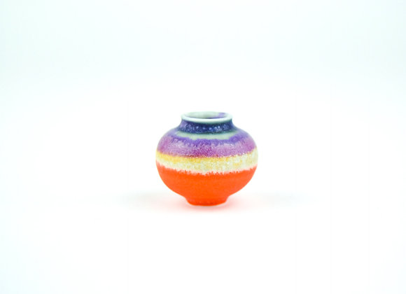 No. SAN129 Yuta Segawa Miniature Pot Small