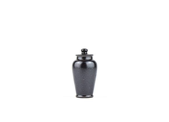 No. E48 Yuta Segawa Miniature Pot & Cover  Medium
