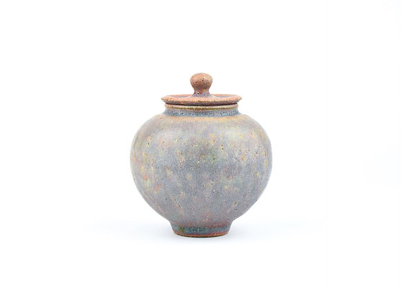 No. E119 Yuta Segawa Miniature Pot & Cover Extra Large