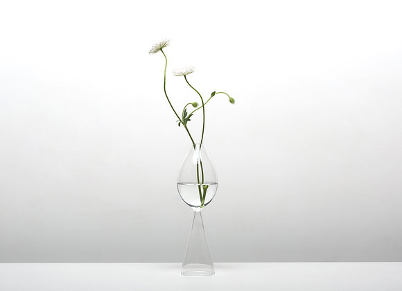 Craft Combine Bud Vase clear
