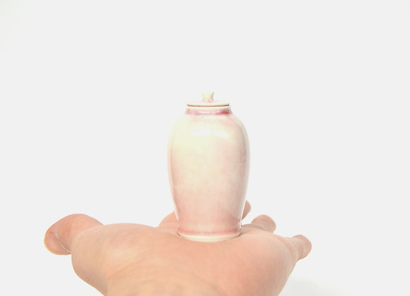 Miniature Pot&Cover Large No.39