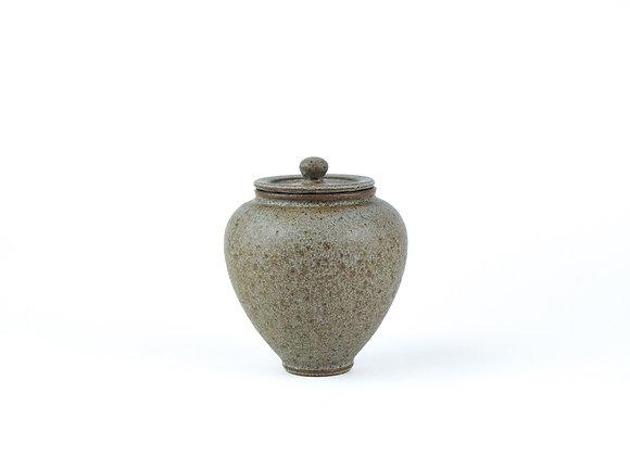 No. E3 Yuta Segawa Miniature Pot & Cover Extra Large