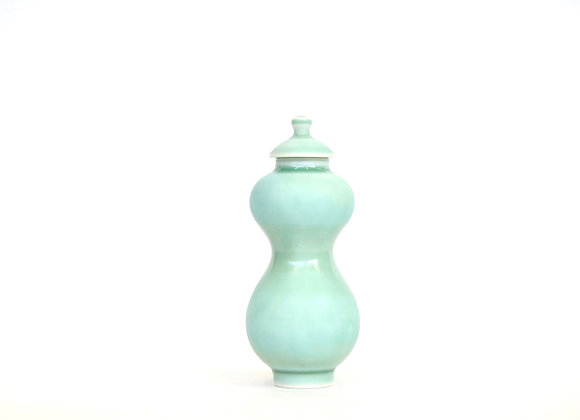 Miniature Pot&Cover Large No.30
