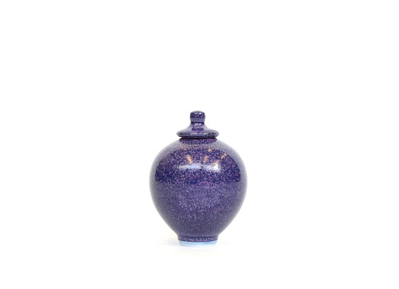 Miniature Pot&Cover Medium No.14