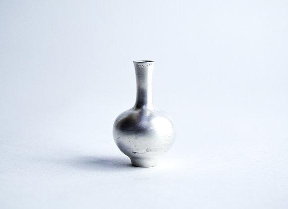No. S8 Yuta Segawa Miniature Pot 'Silver' Small