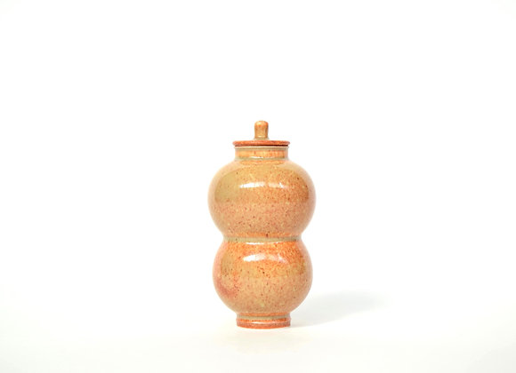 Miniature Pot&Cover Large No.34