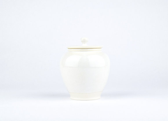 No. E89 Yuta Segawa Miniature Pot & Cover Extra Large